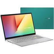 ASUS VivoBook S15 S533EA-BN112T Gaia Green celokovový - Ultrabook