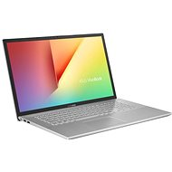 Asus Vivobook 17 X712FA-BX599T Transparent Silver  - Notebook