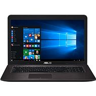 ASUS F756UX-T4034T hnědý - Notebook