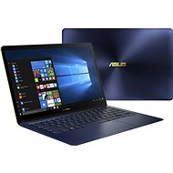 ASUS ZENBOOK 3 Deluxe UX490UAR-BE094T Blue Metal - Notebook