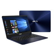 ASUS ZenBook RX430UA-GV112T Blue NIL - Notebook