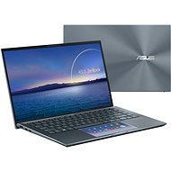 Asus Zenbook 14 UX435EG-A5001T Pine Grey celokovový - Ultrabook