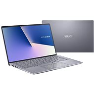 ASUS Zenbook 14 UM433IQ-A5029T Light Grey kovový - Ultrabook