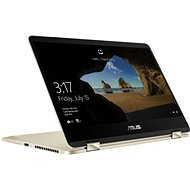 ASUS ZenBook Flip 14 UX461UA-E1074T Icicle Gold - Tablet PC