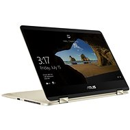ASUS ZenBook Flip 14 UX461FA-E1115T Icicle Gold - Tablet PC