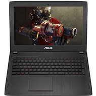 ASUS FX502VD-FY060T Black Aluminium - Notebook