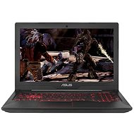 ASUS FX503VD-E4082T Black - Notebook