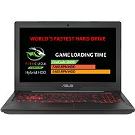 ASUS FX503VD-E4022T Black - Notebook