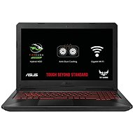ASUS TUF Gaming FX504GD-E4112T - Herní notebook
