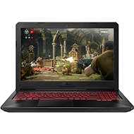 ASUS TUF Gaming FX504GD-E4155T - Herní notebook