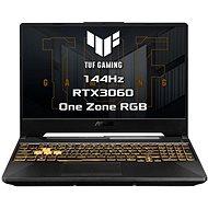 ASUS TUF Gaming F15 FX506HM-HN017T Eclipse Gray kovový  - Herní notebook