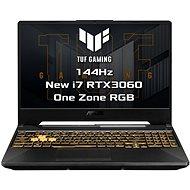 ASUS TUF Gaming F15 FX506HM-HN019T Eclipse Gray kovový  - Herní notebook