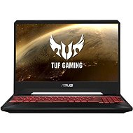 ASUS TUF Gaming FX505DY-BQ160T Red Matter - Herní notebook