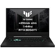 Asus TUF Gaming Dash F15 FX516PE-HN004T Eclipse Gray kovový - Herní notebook
