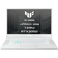 ASUSTUF Gaming DashF15 FX516PC-HN005T Moonlight White - Herní notebook