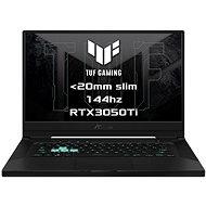 Asus TUF Gaming Dash F15 FX516PE-HN001T Eclipse Gray kovový - Herní notebook