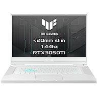 ASUSTUF Gaming DashF15 FX516PE-HN019T Moonlight White - Herní notebook