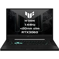Asus TUF Gaming Dash F15 FX516PM-HN002 Eclipse Gray - Herní notebook