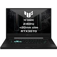 Asus TUF Gaming Dash F15 FX516PR-AZ019T Eclipse Gray - Herní notebook