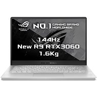 Asus ROG Zephyrus G14 GA401QM-HZ234T Moonlight White kovový  - Herní notebook