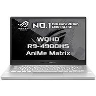 Asus ROG Zephyrus G14 GA401IV-AniMe400T Moonlight White s AniMe Matrix - Herní notebook