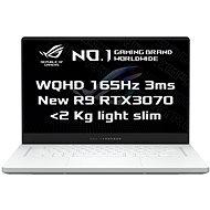 Asus ROG Zephyrus G15 GA503QR-HQ017T Moonlight White kovový  - Herní notebook