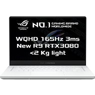 Asus ROG Zephyrus G15 GA503QS-HQ003T Moonlight White - Herní notebook