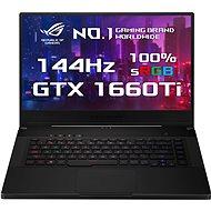 ASUS ROG Zephyrus M GU502GU-ES003T Black Metal - Gaming Laptop