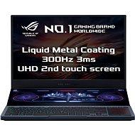 Asus ROG Zephyrus Duo GX550LXS-HF113T Gunmetal Gray kovový - Herní notebook