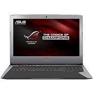 ASUS ROG G752VY-GC462T šedý kovový - Notebook