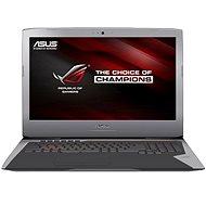 ASUS ROG G752VM-GC051T kovový šedý - Notebook