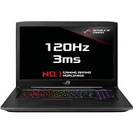 ASUS ROG STRIX SCAR Edition GL703GM-EE014T Gunmetal - Herní notebook