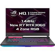Asus ROG Strix G15 G513QM-HN105T Electro Punk - Herní notebook