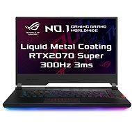 Asus ROG Strix SCAR15 G532LWS-HF029T Black kovový - Herní notebook