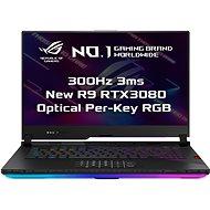 Asus ROGStrixSCAR 15 G533QS-HF028T Black kovový  - Herní notebook