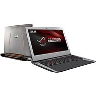 ASUS ROG G752VS(KBL)-GC335T Gray