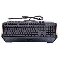 ASUS Cerberus MKII CZ/SK layout - Herní klávesnice