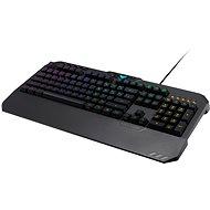 ASUS TUF Gaming K5 CZ/SK - Herní klávesnice