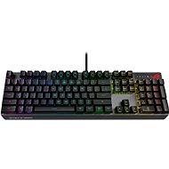 Herní klávesnice ASUS ROG STRIX SCOPE RX - US