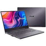 Asus StudioBook Pro 15 W500G5T-HC003T Star Grey Metal - Laptop