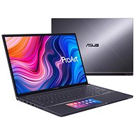ASUS StudioBook Pro 17 W730G2T-H8009R Star Grey & Metal with Twill finish - Notebook