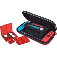 BigBen Official travel case Mario Kart modrý - Nintendo Switch - Pouzdro