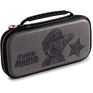 BigBen Official Super Mario travel case šedý - Nintendo Switch