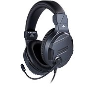 BigBen PS4 Stereo Headset v3 - Titanium - Gaming Headset