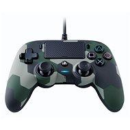 Nacon Wired Compact Controller PS4 - zelená kamufláž