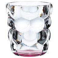 Nachtmann Sada sklenic na vodu 2ks, BUBBLES, růžová