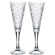 Nachtmann Sklenice na šampaňské 200ml 2ks BOSSA NOVA - Sklenička na šampaňské