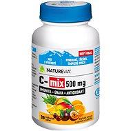Swiss NatureVia® C-MIX 500mg, 30 Lozenges