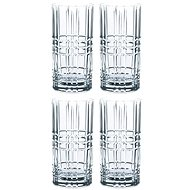 Nachtmann Sada vysokých sklenic 4ks SQUARE  - Sklenice na studené nápoje