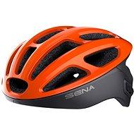 SENA cyklo přilba R1 se zabudovaným headsetem černá - Helma na kolo
